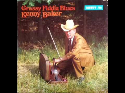 Grassy Fiddle Blues [1975]   Kenny Baker