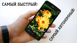 Обзор Mlais MX (5', 4300mAh, Android 5.1) review