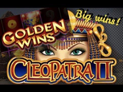 cleopatra 2 and da ji da li  golden wins at cosmopolitan
