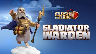Gladiator Warden: Make Thunder Now! (Clash of Clans Official)