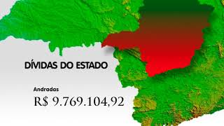 Prefeitos de Minas Gerais participam de mobilização em Belo Horizonte contra atrasos dos repasses