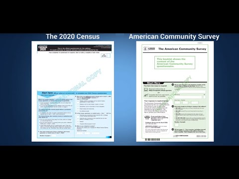 The Importance Of The American Community Survey And The 2020 Census