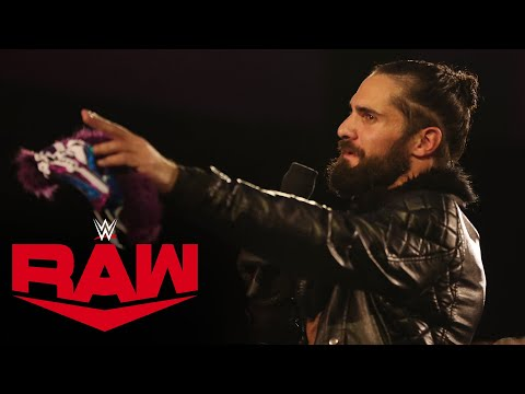 Seth Rollins asks Rey Mysterio for forgiveness: Raw, June 29, 2020