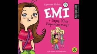 """Agnieszka Mielech """"Emi i Tajny Klub Superdziewczyn"""" audiobook Video"""