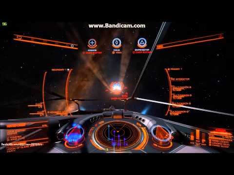 Elite Dangerous: I was accused of scripting, This is my reply. PT1.