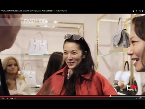 """FURLA HOUSE"" Press Day HD Milano Moda Donna Autumn Winter 2014 2015 by Fashion Channel"