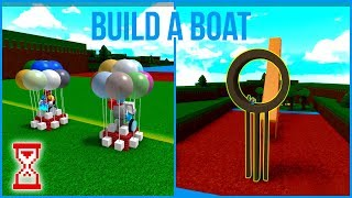 Проходим Квесты в Роблокс Кораблях #2 | Roblox Build A Boat