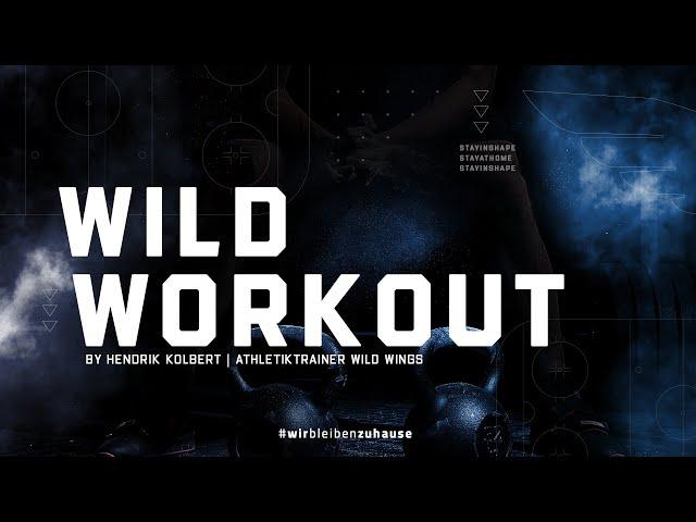 Wild Workout l Session_1 Unterkörper