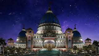 Mayapur Chandrodaya Temple of the Vedic Planetarium