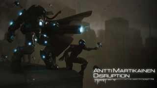 Symphonic industrial metal - Disruption