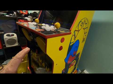 Arcade1Up Pacman to Hyperspin MAME Part 6 - Pause & Rethink. Arcade DoubleUp, Raspberry Pi. from Phreakwar PC Custom Builds