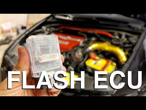 How to Flash Your ECU (KTuner)