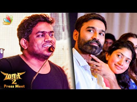 Maari 2 lifted my career at right TIME : Yuvan Shankar Raja Speech | Dhanush Song Recording