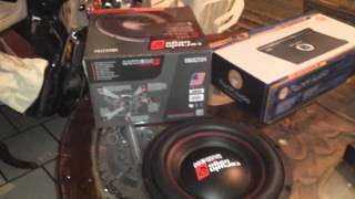 Cerwin vega subwoofer 1000 watts rms y planet audi
