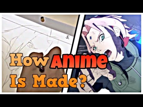 How Anime Is Made? | Explained In Hindi