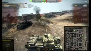 T30 auf Lakeville, Stalingrad und Kloster [World of Tanks]