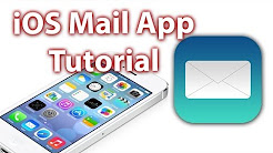 How To Use The iPhone eMail App - Full Tutorial