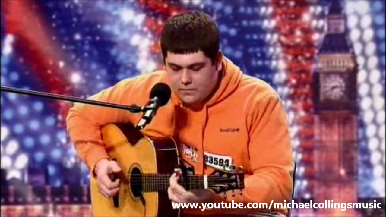 Michael Collings Sings Fast Car By Tracy Chapman First Audition - Fast car artist