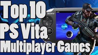 Top 10 PS Vita Multiplayer Games (Best PS Vita Multiplayer Titles)
