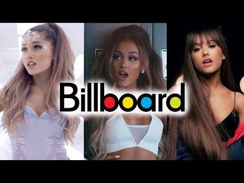 Ariana Grande - Billboard Chart History