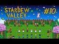 Stardew Valley #10 Цветочные танцы. Или как мы остались без платья!