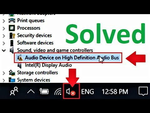 How To Fix Audio Problems In Windows 10 April 2018 Update (Complete Tutorial)