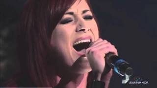 Newsong Oceans with Jen Ledger from Skillet Live At Winter Jam 2015 | Houston Texas