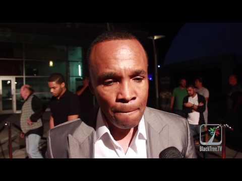 Sugar Ray Leonard On Muhammad Ali
