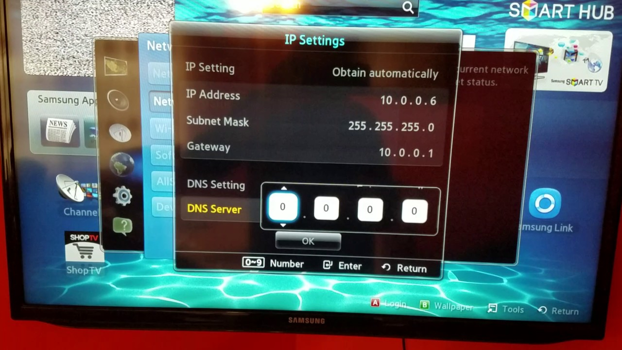 How To Fix Connection Issue On Samsung Smart Tv