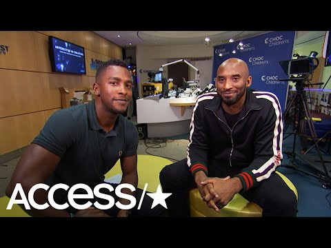 Would Kobe Bryant Do 'Space Jam 2' With LeBron James? | Access
