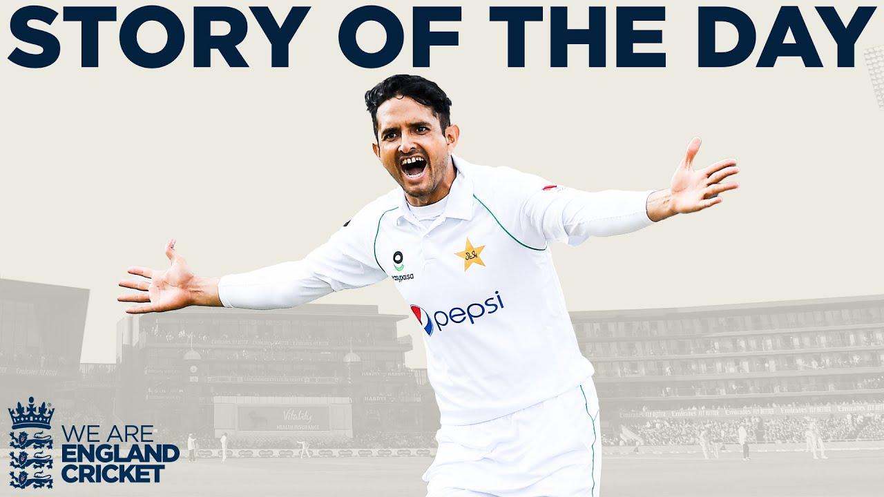 Shan Masood Hits Ton Before Pakistan Bowlers Dominate   England v Pakistan 1st Test Day 2 2020