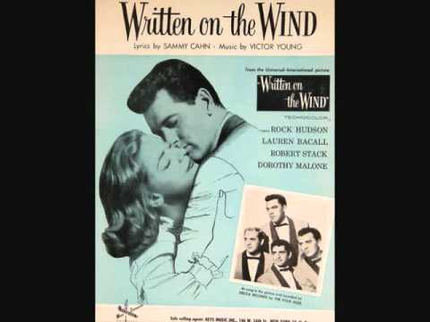 The Four Aces - Written on the Wind (1956)