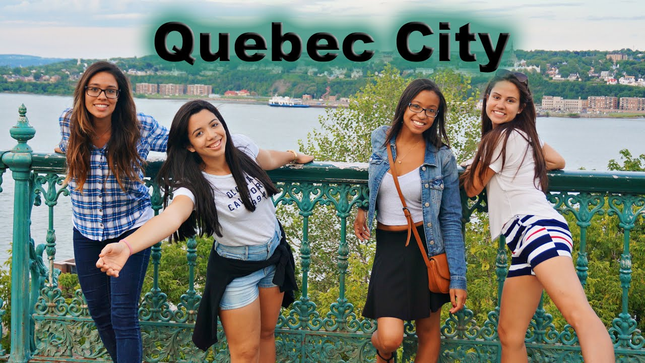 quebec city girls