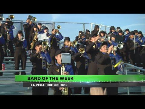 Band of the Week: La Vega High School
