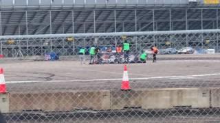BDC ROUND 1 Rockingham circuit final battle