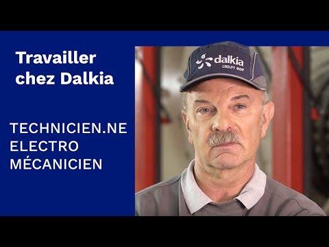 Technicien Electro Mécanicien - Gabriel BESANCENOT (Est)