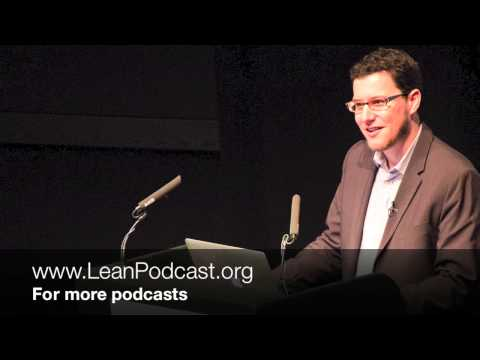 "Lean Blog Podcast #115 - Eric Ries, ""The Lean Startup"""