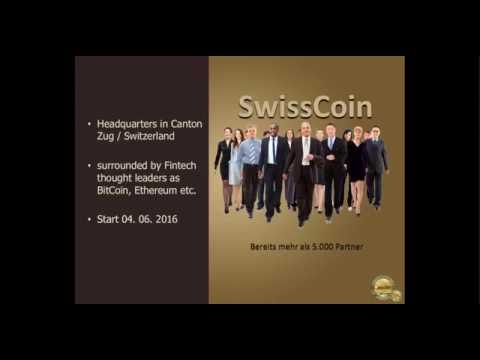 Swisscoin English PresentationYoutube