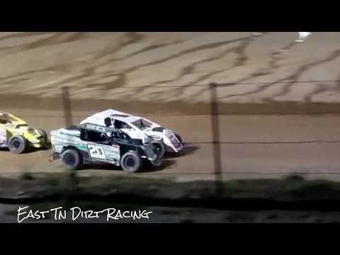 Modified Lite Feature @ Wartburg Speedway (6-10-17)