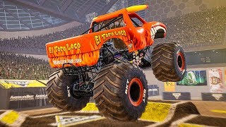 Der MONSTERTRUCK Simulator