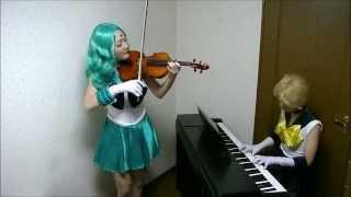 美少女戦士セーラームーンS 音楽集より【ウラヌス、そして、ネプチュー...