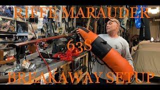 RIFFE MARAUDER 63S SPEARGUN SETTING UP BREAKAWAY