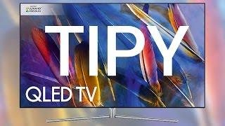Samsung QLED TV - užitečné funkce