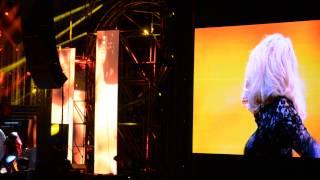 LOBODA - Город Под Запретом (Remake Live) - Big Love Show 2014