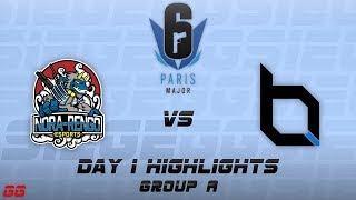 NORA-Rengo vs Obey   Six Major Paris Highlights