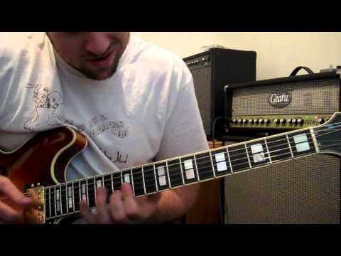 Stars Fell On Alabama - Guitar Chord Melody
