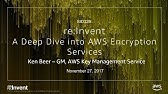 CloudHSM: Secure Scalable Key Storage in AWS - 2017 AWS Online Tech