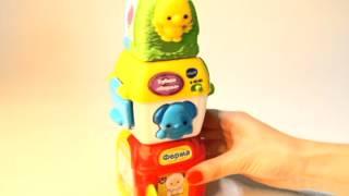 видео Игрушки Vtech - купить развивающие игрушки Втеч в интернет -магазине