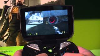 Half Life 2 Nvidia Shield Demo