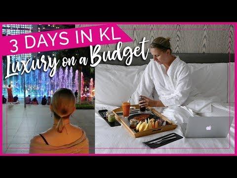 3 Days in Kuala Lumpur | Element Hotel Luxury on a Budget
